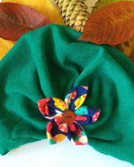 turban cu verde copii