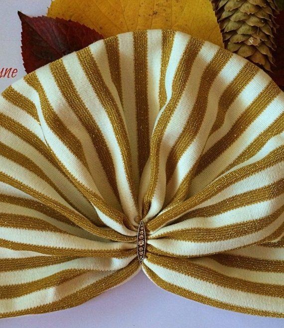 turban auriu