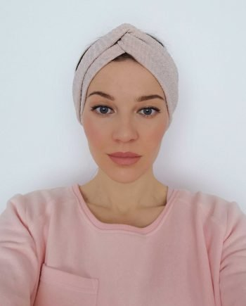 Bentita rasucita roz pudra